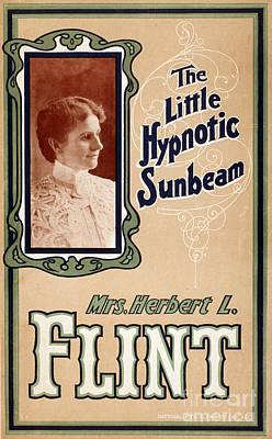 Mrs. Herbert L. Flint, American Poster by Photo Researchers