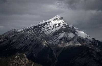 Mt. Norquay Poster