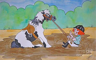 Mud Pony Poster