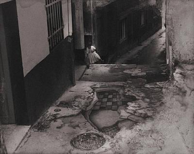 Muros Girl 1983 Poster by Glenn Bautista