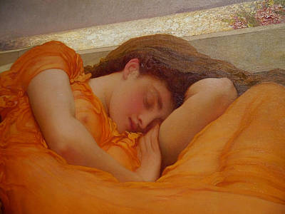 Museo De Ponce - Flaming June I Poster by Richard Reeve