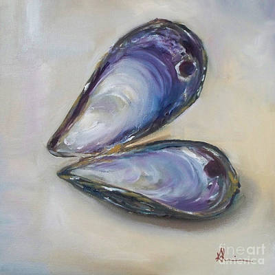 Mussels No. 2 Poster by Kristine Kainer
