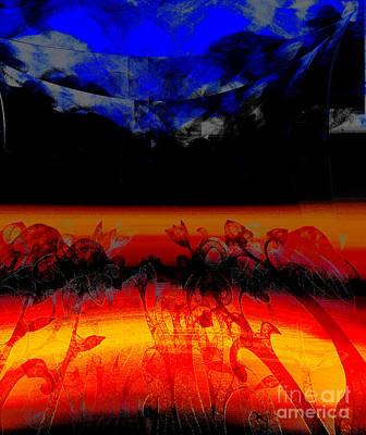 My Highland Passion  Poster by Elizabeth Austin-Craig