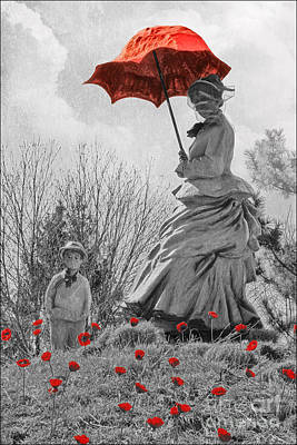My Monet Poster