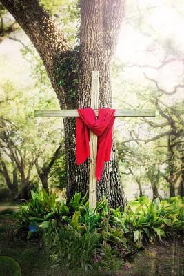 My Redeemer Lives Poster by Sennie Pierson
