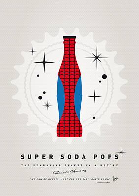 My Super Soda Pops No-02 Poster by Chungkong Art