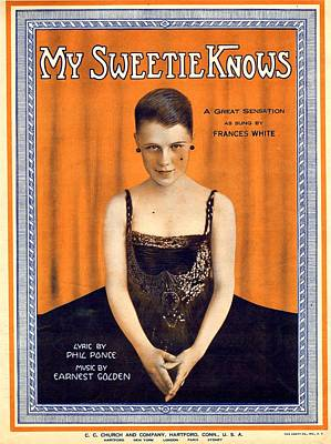 My Sweetie Knows Poster