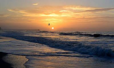 Myrtle Beach Sunrise Poster