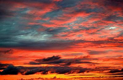 Mystical Sky  Poster