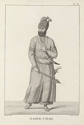 Nadir-chah Poster by British Library