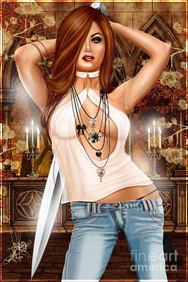 Nalliae Poster by Akkasshaa's World