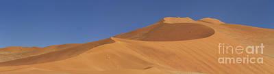Namibian Desert Poster by Richard Garvey-Williams