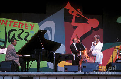 Nancy Wilson And Ramsey Lewis Poster by Craig Lovell