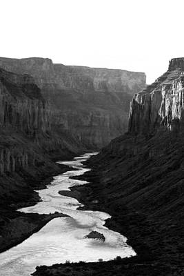 Poster featuring the photograph Nankoweap Grand Canyon by Atom Crawford