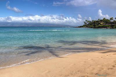 Napili Bay Maui Poster