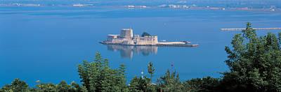 Naplioon Burdzi Island Greece Poster