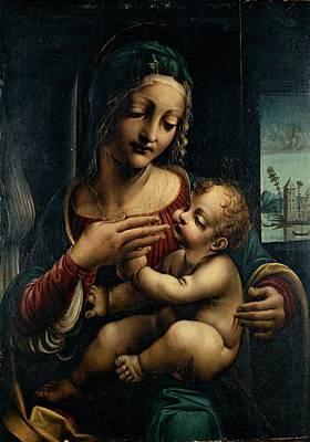 Napoletano Francesco, Madonna Poster by Everett