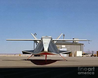 Nasa Hyper IIi Aircraft Poster by Nasa