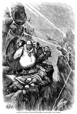 Nast Boss Tweed, 1871 Poster by Granger