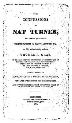 Nat Turner Title-page Poster by Granger