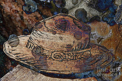 National Park Service Ranger Hat Poster by John Stephens