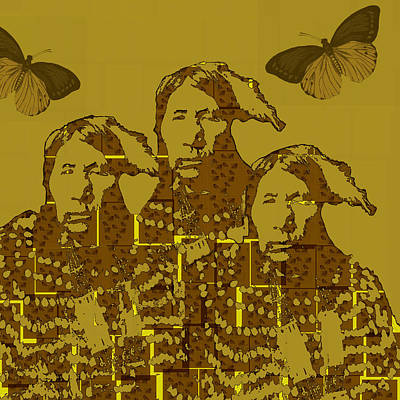 Native American Hope Poster by Jeff Burgess