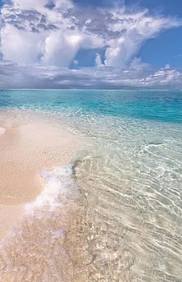Natural Wonder. Maldives Poster