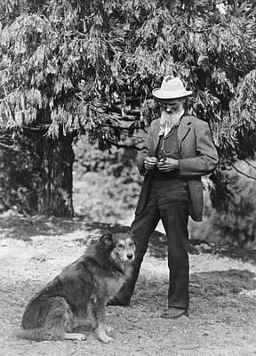 Naturalist John Muir Poster