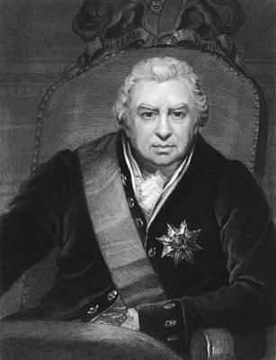 Naturalist Sir Joseph Banks Poster