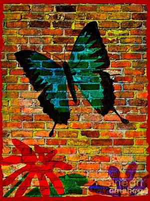 Nature On The Wall Poster by Leanne Seymour