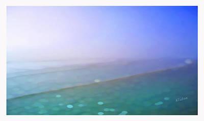 Nauset Beach Nine Poster by David Klaboe
