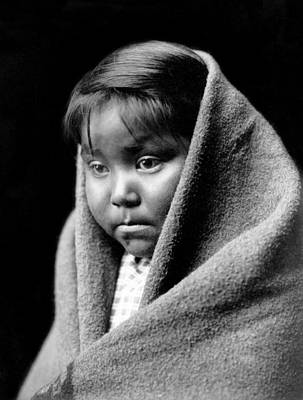 Navajo Child Poster