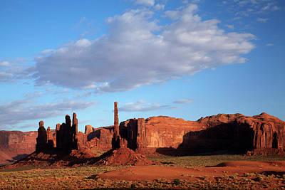 Navajo Nation, Monument Valley, Yei Bi Poster