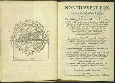 Navigational Diagram Poster by British Library
