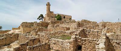 Nebi Samuel Tomb Of Samuel, Crusader Poster