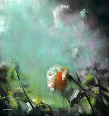 Neblina De Primavera Poster by Alfonso Garcia