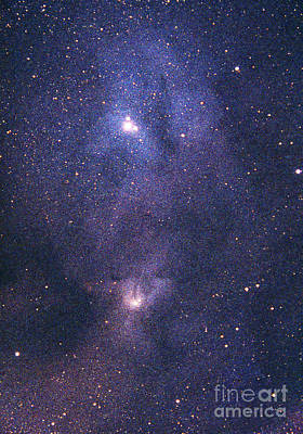 Nebula Ic4604 Poster