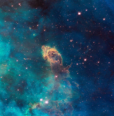 Nebula Poster by Nasa
