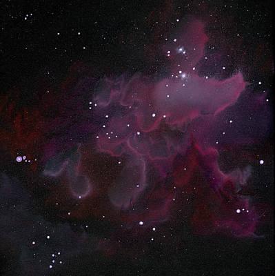 Nebula One Poster