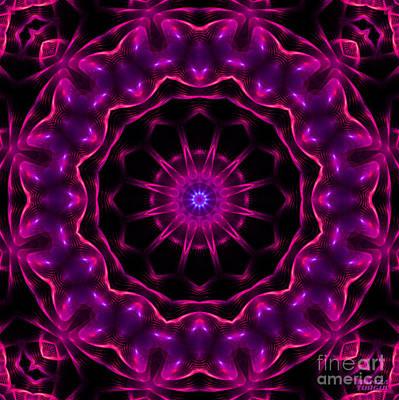 Neon Magic Poster