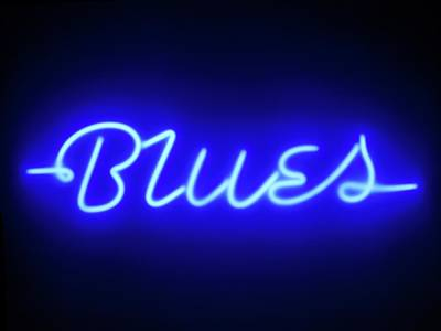 Neon Sign Poster by Ton Kinsbergen