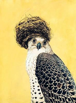 Nesting Series Vii Poster