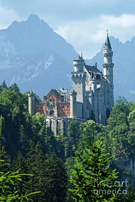 Neuschwanstein Castle 11 Poster