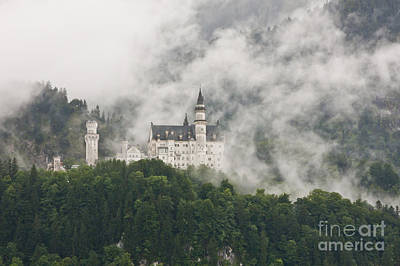 Neuschwanstein Castle II Poster by F Innes - Finesse Fine Art