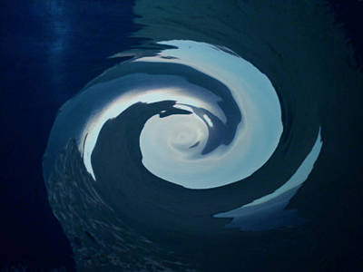 New Born Ying Yang  Poster by Colette V Hera  Guggenheim