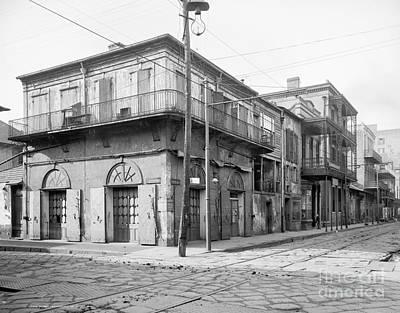 New Orleans: Bar, C1905 Poster by Granger