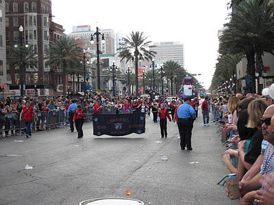 New Orleans - Mardi Gras Parades - 121225 Poster