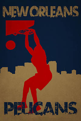 New Orleans Pelicans Poster