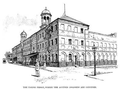New Orleans Prison, 1890 Poster by Granger