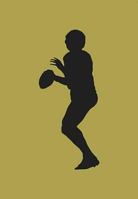 New Orleans Saints Drew Brees Poster by Joe Hamilton